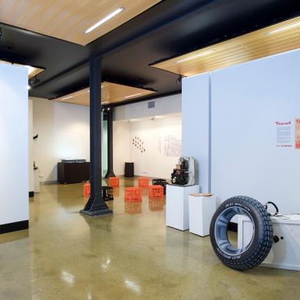 2017 Tread Exhibition, Merinda Kelly+Soraya Mobayad
