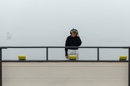 2015 Audio suite selected for PICA:Hatched 2015 National Graduate Exhibition