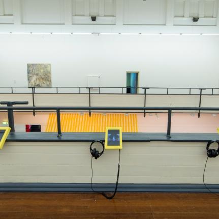 2015 Audio installation at Perth Institution of Contemporary Art